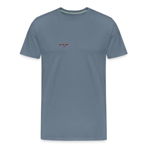 Let's Get It - Men's Premium T-Shirt