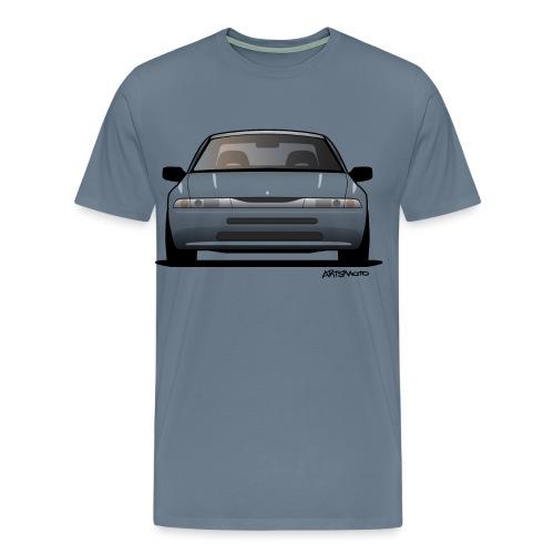 Subaru Alcyone SVX Modern JDM Icon Sticker - Men's Premium T-Shirt