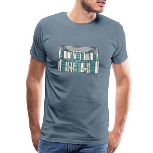Chancellery Berlin - Men's Premium T-Shirt