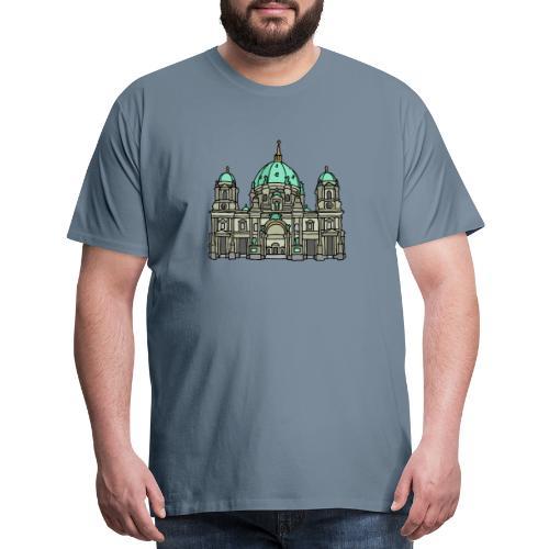 Berlin Cathedral - Men's Premium T-Shirt
