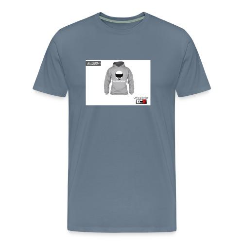 Winter Hoodie by DoseOfRide   Rs.1200/- - Men's Premium T-Shirt