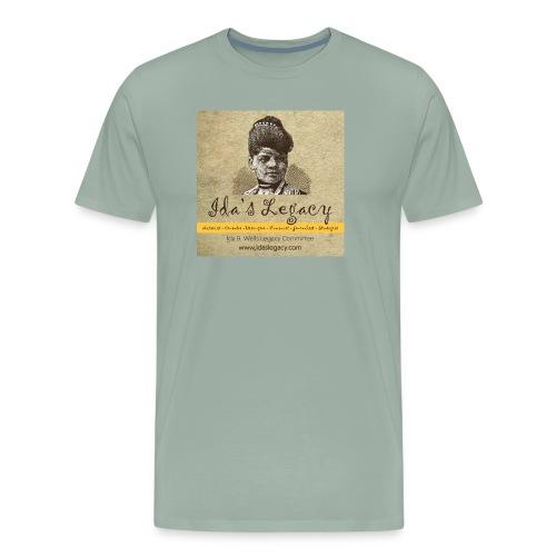 Ida's Legacy Full Color Art - Men's Premium T-Shirt