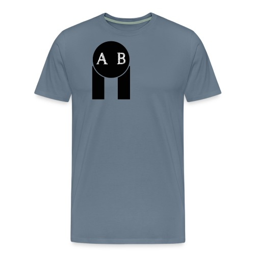 AB the best - Men's Premium T-Shirt