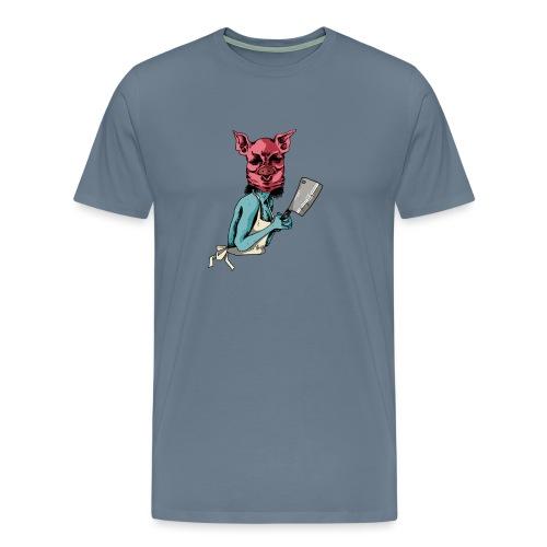 The Butcher - Men's Premium T-Shirt