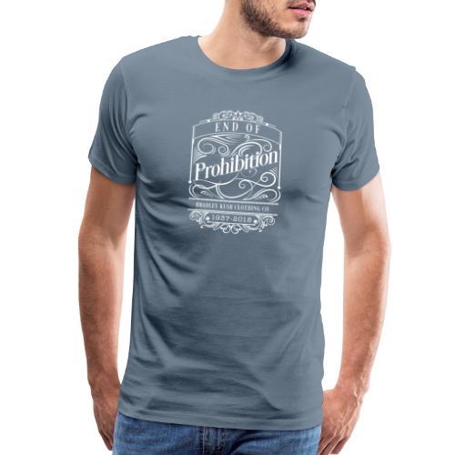 End of Prohibition - Men's Premium T-Shirt