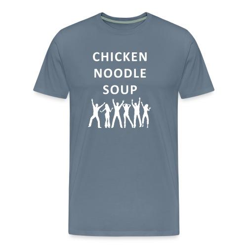 chicken noodle soup2 - Men's Premium T-Shirt