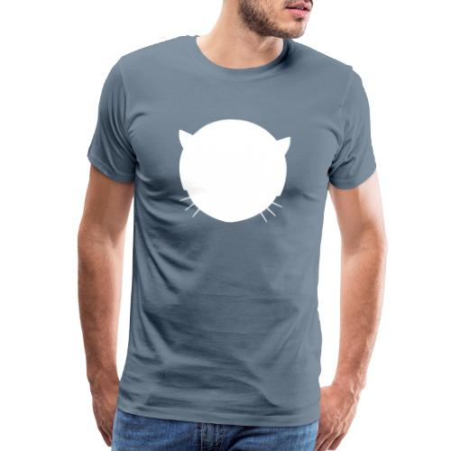 Musetta Minimal White collection - Men's Premium T-Shirt