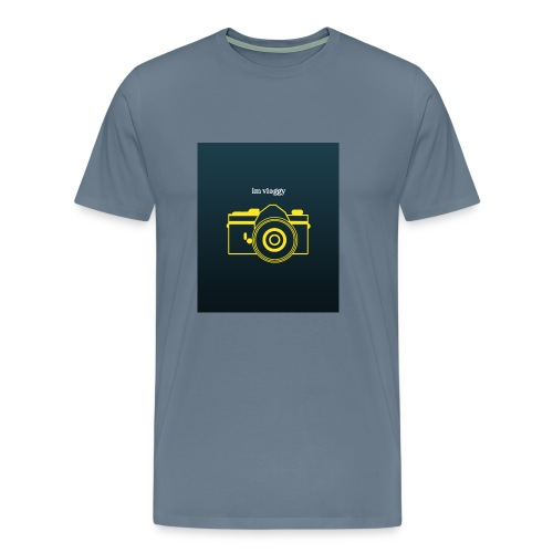im vloggy - Men's Premium T-Shirt