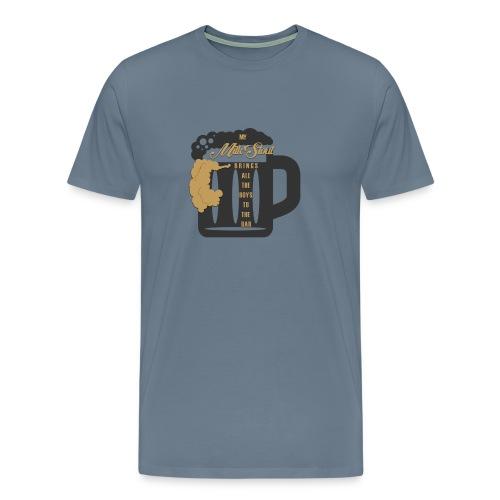 The Milk Stout Shirt - Men's Premium T-Shirt