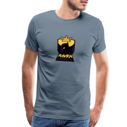 Modern xRavenPrincex Name/Logo - Men's Premium T-Shirt