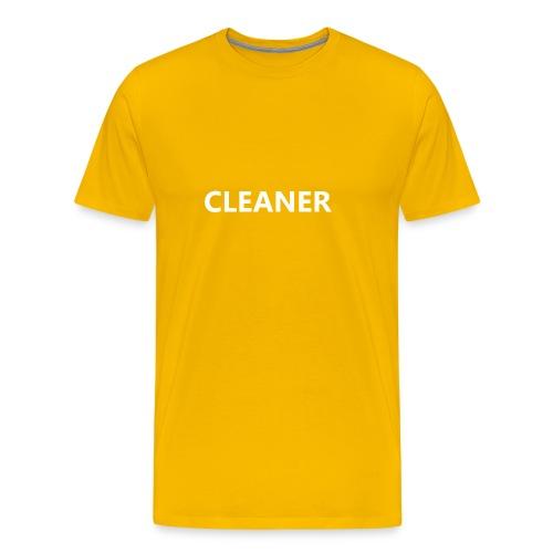 Cleaner - Men's Premium T-Shirt