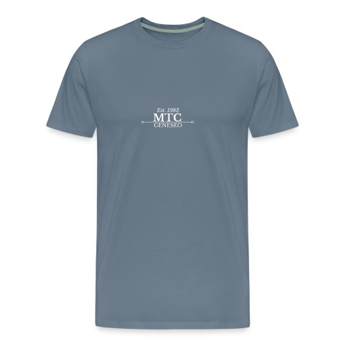 Track jacket - Men's Premium T-Shirt