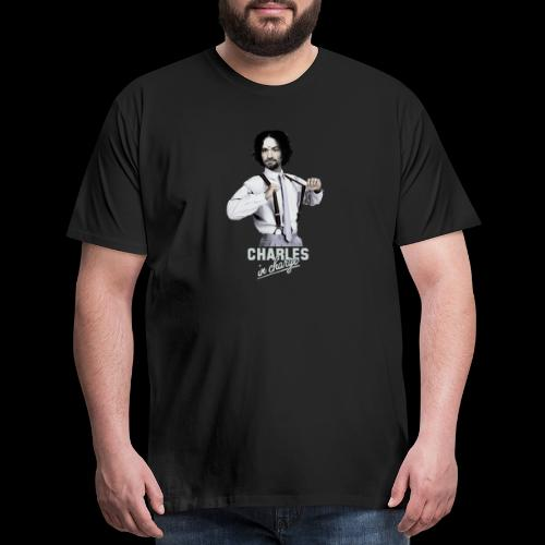 CHARLEY IN CHARGE - Men's Premium T-Shirt