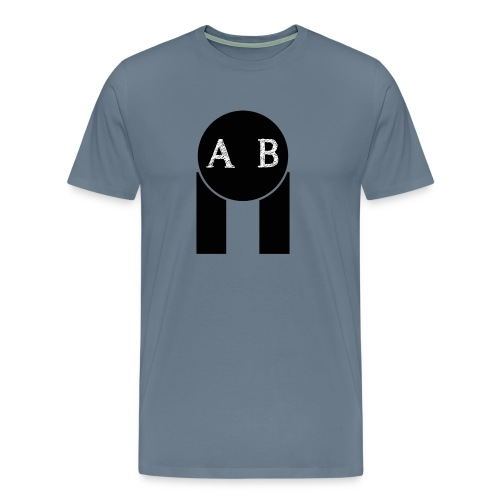 AB the best - Men's Premium T-Shirt