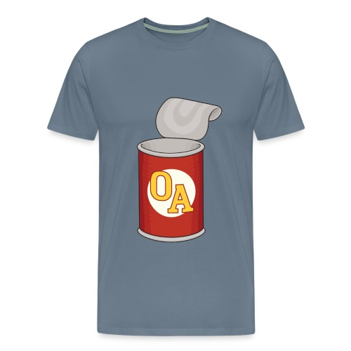 OAF Logo - Men's Premium T-Shirt