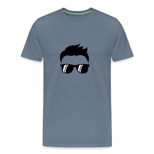 geek png - Men's Premium T-Shirt