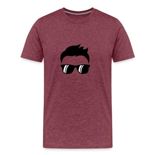 geek png - Men's Premium T-Shirt