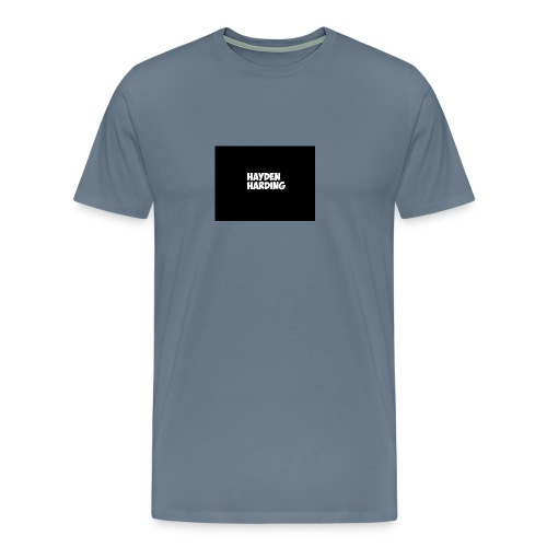 HELLLLLLO - Men's Premium T-Shirt