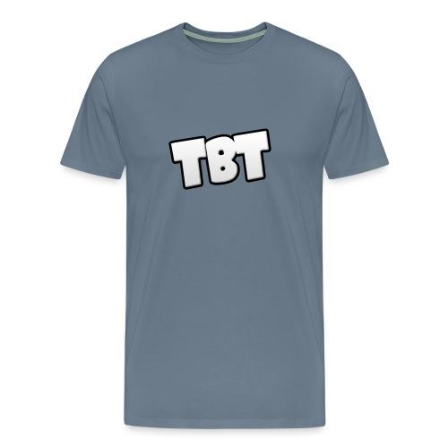 TheTableAtTheBackShirt png - Men's Premium T-Shirt