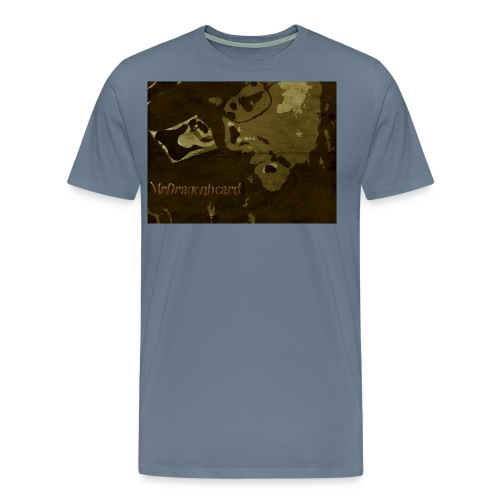 dragonbeard style 1 jpg - Men's Premium T-Shirt