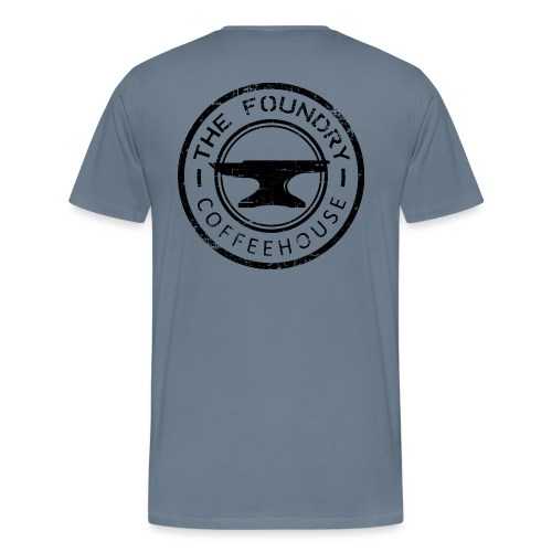 Coffee4Water 2019 Mug - Men's Premium T-Shirt