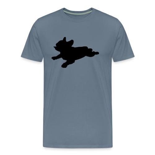 Frenchie Mom Sweatshirt - Men's Premium T-Shirt