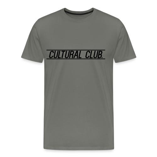 Cultural Club - Men's Premium T-Shirt