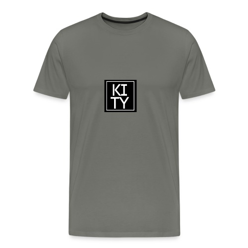 Kity na kvadrat - Men's Premium T-Shirt