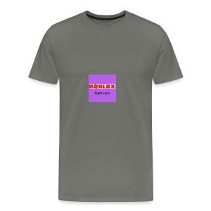 Roblox Sightings MERCH - Men's Premium T-Shirt