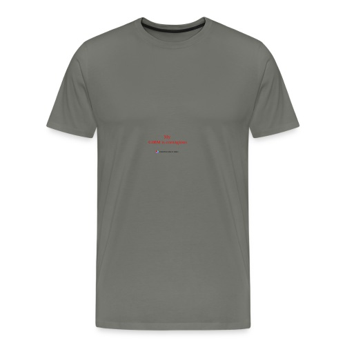 GIRM is Contagious - Men's Premium T-Shirt