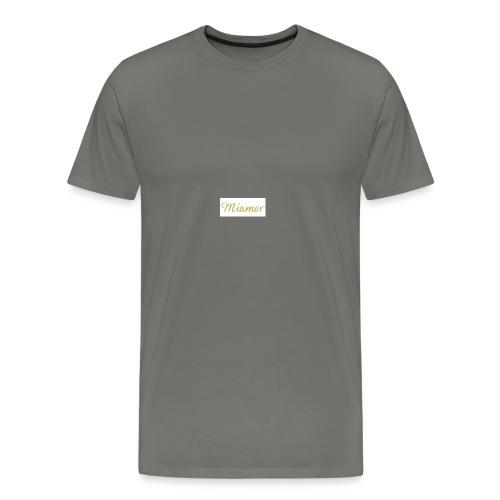 MIAMOR - Men's Premium T-Shirt
