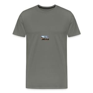 bandana of war - Men's Premium T-Shirt