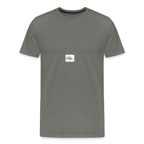 muslimchildlogo - Men's Premium T-Shirt