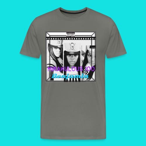 Mirakulous100 Benjamin - Men's Premium T-Shirt
