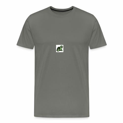turtle gang logo - Men's Premium T-Shirt