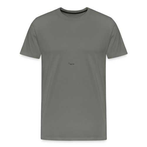 c20a9918fa18864fe89b6f2255c00b - Men's Premium T-Shirt