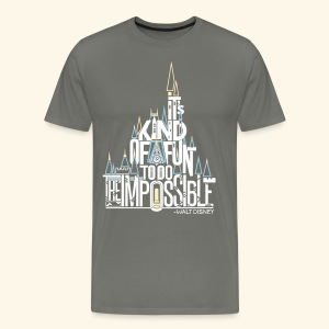 The Impossible - Men's Premium T-Shirt