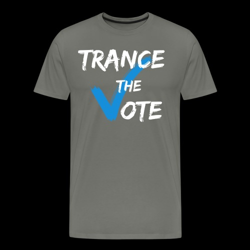 Trance The Vote - Men's Premium T-Shirt