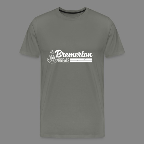 Bremerton Greats - Men's Premium T-Shirt