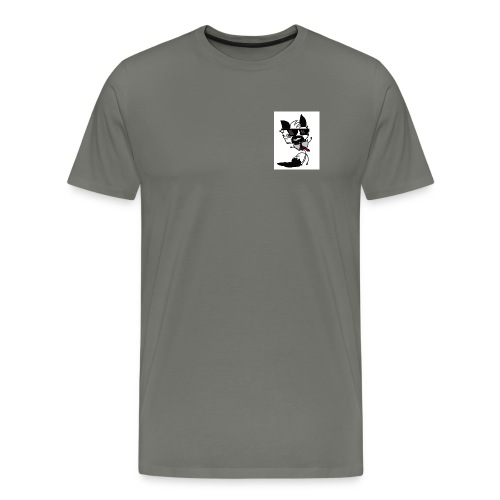 #meme aurora - Men's Premium T-Shirt