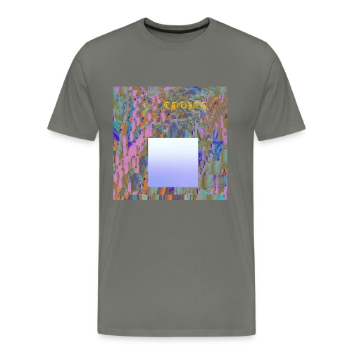 taking_the_bus - Men's Premium T-Shirt