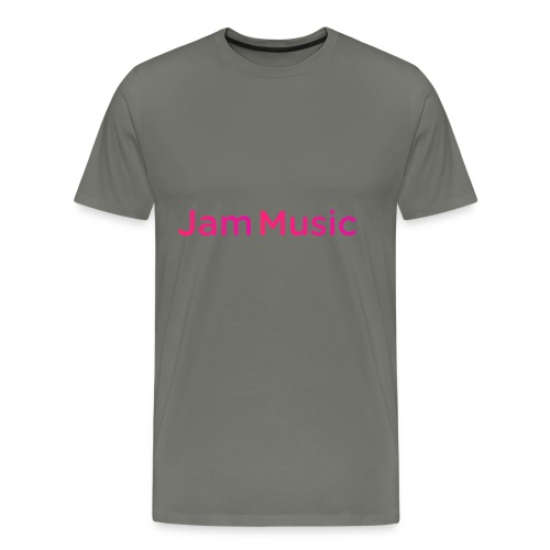 Jam Music - Men's Premium T-Shirt
