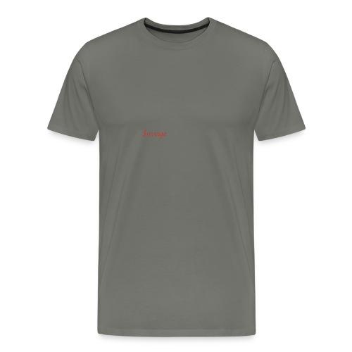 savagee - Men's Premium T-Shirt