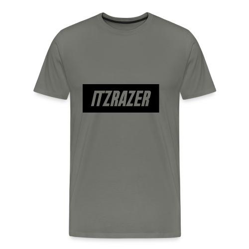 ITZRAZER LOGO - Men's Premium T-Shirt