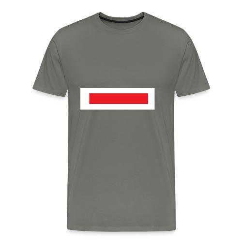 RED LIFE - Men's Premium T-Shirt