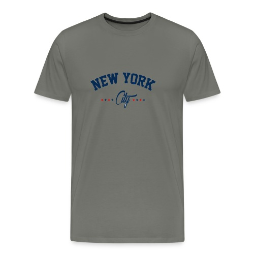 New York City Shirt - Men's Premium T-Shirt