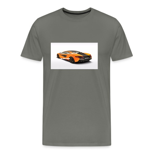 ChillBrosGaming Chill Like This Car - Men's Premium T-Shirt