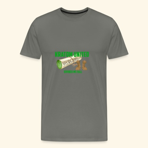 Kratom United - Men's Premium T-Shirt