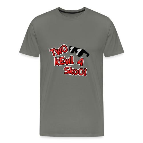 FotorCreated-bell - Men's Premium T-Shirt