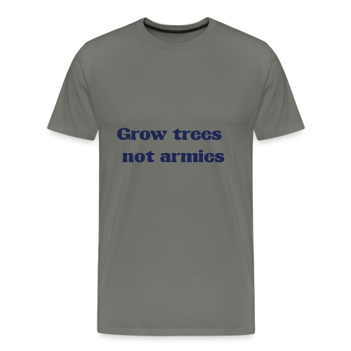 Grow trees - Men's Premium T-Shirt
